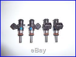 Genuine Bosch 110LB 1150cc EV14 Fuel Injectors 0280158040 New 88lb/hr 925cc/min