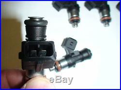 Genuine Bosch 160# 160lb 1650cc fuel injectors 93-98 Toyota Supra turbo 2JZ-GTE