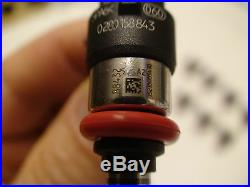 Genuine Bosch 210lb 2200cc fuel injectors Camaro ZL1, Cadillac CTSV 6.2 LSA