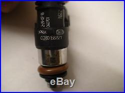 Genuine Bosch 210lb 2200cc fuel injectors for Honda Audi VW Mazda Dodge Toyota