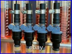 Genuine Bosch Brand New Replacement Fuel Injectors for FIAT UNO Turbo i. E Mk I