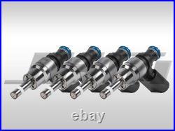 Genuine Bosch Fuel Injector SET OF FOUR VW or Audi S3/TTS/Golf R 06F906036F