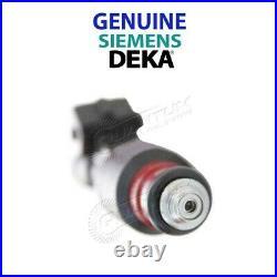 Genuine Siemens Deka 220lb 2310cc Fuel Injectors Ev1 Bosch 110333 Fi11242 Qty8
