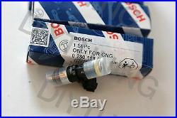 HONDA ACURA TURBO BOSCH 205lb 2200cc DENSO FUEL INJECTORS (4) SHORT STYLE