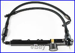 Honda Acura B series BOSCH 550cc fuel injectors rail fuel line b16 b18 b20 GSR