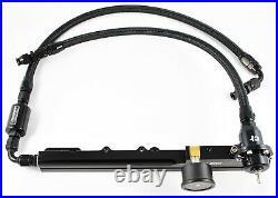 Honda Acura B series BOSCH 600cc fuel injectors rail fuel line b16 b18 b20 GSR