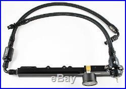 Honda Acura B series BOSCH 650cc fuel injectors rail fuel line b16 b18 b20 GSR