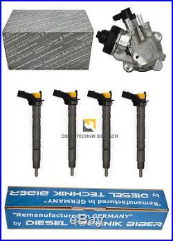 Injector 03L130277 0445116030 03L130755A 03L130851AX 0445010507 2,0 TDI VW AUDI