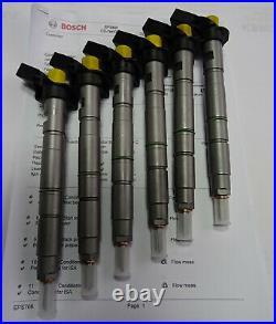 Injector Bosch Mercedes 3.0 C CLK E G GL M ML R Class SPRINTER VITO 0445115027