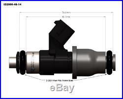 Injector Dynamics ID1050X Injectors for CTS-V Camaro ZL1 C6 Corvette Z06 ZR1 G8