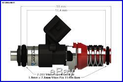 Injector Dynamics ID1050X Injectors for Subaru WRX 02-14, STI 07-17, Forester XT