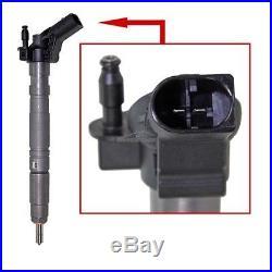 Injektor Bosch Audi A4 8e B7 A6 4f C6 A8 4e Bj 11.03-7.10 Q7 4l 3.0 Tdi
