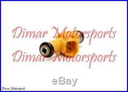 Lifetime Warranty Best Update/Upgrade Genuine Bosch 4-Hole Fuel Injector Set
