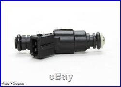 Lifetime Warranty Set of 8 BRAND NEW Genuine Bosch Fuel Injectors 210cc Gen 3