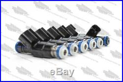 Lifetime Warranty Upgrade Fuel Injector Set 0280155784 23lb 240cc