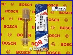 Mercedes-Benz 6 Piece Fuel Injector Set BOSCH 0437502047, 62274 NEW OEM MB