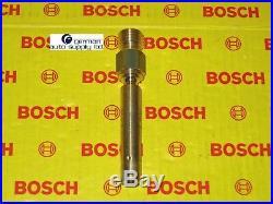 Mercedes-Benz 8 Piece Fuel Injector Set BOSCH 0437502047, 62274 NEW OEM MB