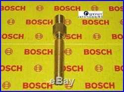 Mercedes-Benz 8 Piece Fuel Injector Set BOSCH 0437502054, 62231 NEW OEM