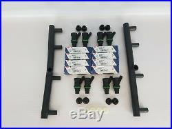Mercedes Benz R107 560SL 560SEC 420 V8 Bosch Fuel Injector Replacement Kit M117