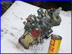 Mercedes W124 E300 Diesel 0m606/136ps Einspritzpumpe Pes6m55c320rs203