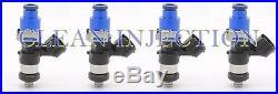 New 2200cc Bosch Fuel injectors WRX EJ20 EJ25 STI LGT FXT Outback Impreza Subaru