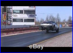 New 8x 120lb 1200cc Low Impedance Ev1 Racing Fuel Injectors Ford Chevrolet E85