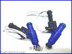 New Bosch 0280156208 Fuel Injector Set Polaris RZR Sportsman Ranger EFI 700 800