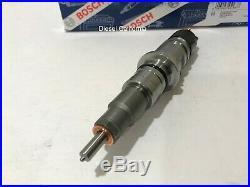 New Bosch Diesel Fuel Injector 2007-2012 Dodge Cummins 2500 3500 6.7l 0445120050