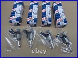 New Genuine Bosch 0261500494 X 4 Injector Set Bmw 1 3 Series Mini Cooper S 1.6
