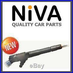 New Genuine Injector Fiat Iveco Ducato Daily 2.3 3.0 Jtd 0445110520 0445110418