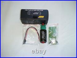 New ID1050X fuel Injectors, AEM 340lph pump 07-19 Subaru WRX STi 2.5 H4 turbo