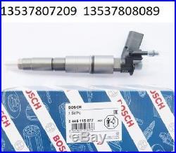 New Oem Bosch Diesel Fuel Injector Bmw 330d 335d 535d X3d X5d X6d 2005-2015