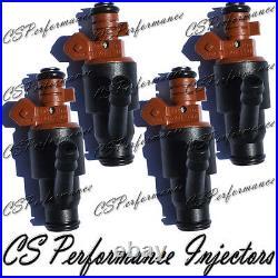 OEM Bosch Fuel Injectors Set (4) 0280150501 for BMW 1.8L 1.9L I4 1994-1999 94-99