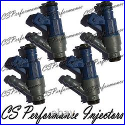 OEM Bosch Fuel Injectors Set (4) 0280155791 for Volkswagen 2.0L 1998-2001 I4 VW