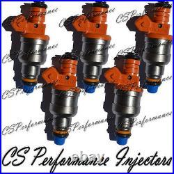 OEM Bosch Fuel Injectors Set (5) 0280150785 for 94-97 Volvo 850 2.3 2.4 I5 Turbo