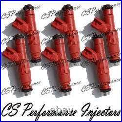 OEM Bosch Fuel Injectors Set (6) 0280155934 for 2000-2003 Dodge 3.9L V6
