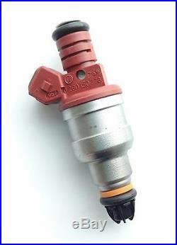 OEM Bosch Fuel Injectors Set (8) 0280150778 for 93-98 BMW 4.0L 4.4L 3.0L V8