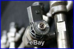Original BMW Injektor Einspritzdüse Injektoren 7810702 0445110595 N47 N57 64tkm