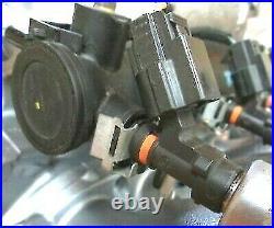 PEUGEOT CITROEN 106 307 SAXO C2 VTS GTI TU5JP4 231cc RACE RALLY FUEL INJECTORS