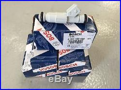 Qty 6 Genuine GM OE Bosch 36# 33# 375cc Fuel Injectors 1997-2003 Supercharged