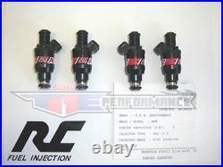 RC 270cc Fuel Injectors 420a 2.0L 2.4L DOHC Bosch NEW