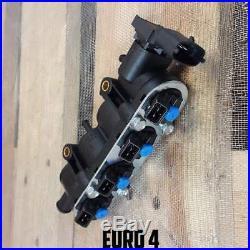 Rail Completo Iniettori Gpl Tappo Blu Landi 12 Fori Attacco Vecchio Bosch