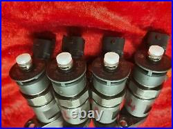 Recondition Set Of 4 Citroen Ford 1.6 Hdi Tdci Bosch Diesel Injector 0445110311