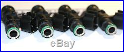 SALE 4 1000cc Bosch Fuel Injectors Subaru WRX, STi, Mazda, Eclipse, MATCHED $399