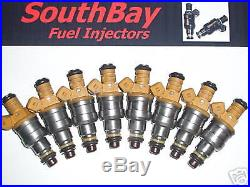 SB Fuel Injectors 19LB Ford Mustang 5.0 V8 1986-1995