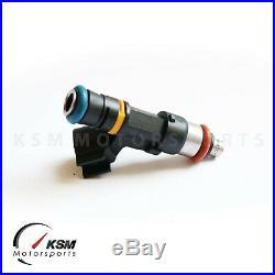 Set 4 1400cc fuel injector for MITSUBISHI EVO X 4B11T fit BOSCH EV14 Evolution