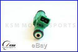 Set 4 x 440cc Green Giant Fuel Injector Bosch 42lb Motorsport Racing 0280155968