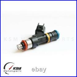 Set 5 440cc fuel injectors for FORD FOCUS MK2 2.5T RS ST FIT BOSCH EV14 E85 42lb