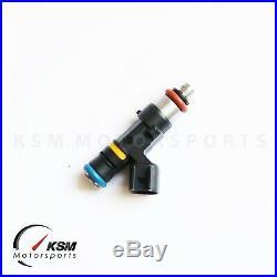 Set 5 550cc fuel injectors for FORD FOCUS MK2 2.5T RS ST FIT BOSCH EV14 E85