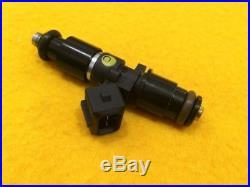 Set New 1000cc BOSCH Fuel injector E85 Mitsubishi Lancer EVO 4 5 6 7 8 9 4G63T